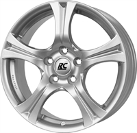 RC RC14 T CRYSTAL SILVER