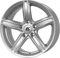 RC RC21 CRYSTAL SILVER