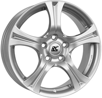 RC RC14 CRYSTAL SILVER