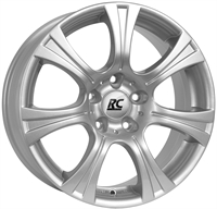 RC RC15 T CRYSTAL SILVER