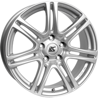 RC RC28 CRYSTAL SILVER
