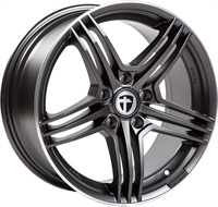 TN5 GUNMETAL RIM POLISHED