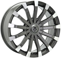 RENAISSANCE GUNMETAL - POLISHED