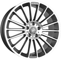 KT15 SPEED PALLADIUM - FRONT POLISHED
